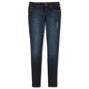 Arizona Girls Skinny Jeans Size 10